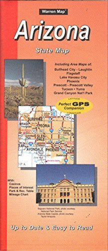 us topo - Arizona State Map - Wide World Maps & MORE! - Book - Wide World Maps & MORE! - Wide World Maps & MORE!
