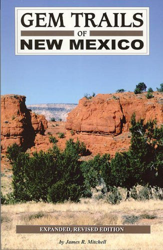 Gem Trails of New Mexico - Wide World Maps & MORE! - Book - Brand: Gem Guides Book Co. - Wide World Maps & MORE!
