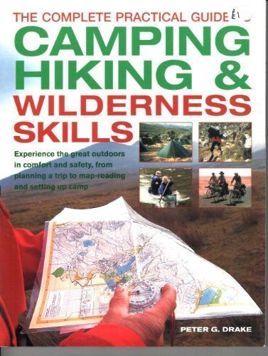 us topo - The Complete Practical Guide to Camping, Hiking & Wilderness Skills. - Wide World Maps & MORE! - Book - Wide World Maps & MORE! - Wide World Maps & MORE!