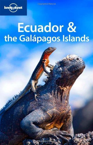 us topo - Ecuador & the Galapagos Islands (Country Travel Guide) - Wide World Maps & MORE! - Book - LONELY PLANET - Wide World Maps & MORE!