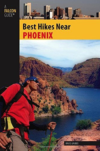 us topo - Best Hikes Near Phoenix (Best Hikes Near Series) - Wide World Maps & MORE! - Book - Brand: FalconGuides - Wide World Maps & MORE!