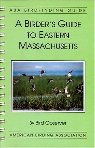 us topo - A Birder's Guide to Eastern Massachusetts - Wide World Maps & MORE! - Book - Brand: Amer Birding Assn - Wide World Maps & MORE!