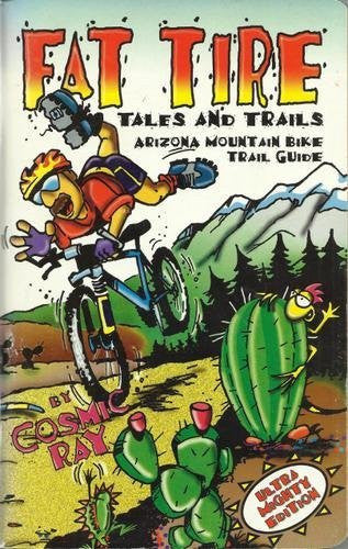 us topo - Fat Tire: Tales and Trails Arizona Mountain Bike Trail Guide - Wide World Maps & MORE! - Book - Wide World Maps & MORE! - Wide World Maps & MORE!