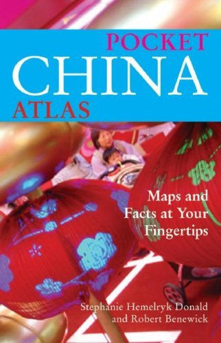 us topo - Pocket China Atlas: Maps and Facts at Your Fingertips - Wide World Maps & MORE! - Book - Wide World Maps & MORE! - Wide World Maps & MORE!