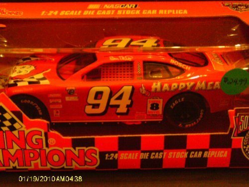 #94 Bill Elliot McDonalds Happy Meal Stock Car 50th Anniversary by Racing Champions/ Nascar