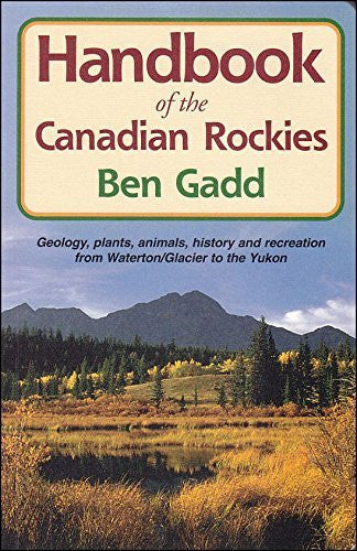 us topo - Handbook of the Canadian Rockies - Wide World Maps & MORE! - Book - Brand: Corax Press,Canada - Wide World Maps & MORE!