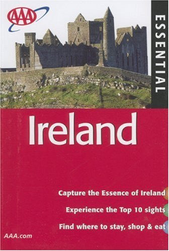 us topo - AAA Essential Ireland (AAA Essential Guides) - Wide World Maps & MORE! - Book - Brand: AAA - Wide World Maps & MORE!