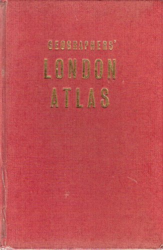Geographers' London Atlas SEVENTH EDITION
