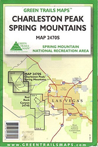 us topo - Green Trails Maps, Nevada - Wide World Maps & MORE! - Book - Green Trails Maps - Wide World Maps & MORE!
