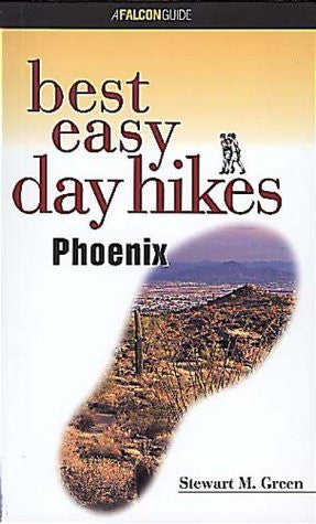 us topo - Best Easy Day Hikes Phoenix (Best Easy Day Hikes Series) - Wide World Maps & MORE! - Book - Green - Wide World Maps & MORE!