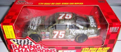 Racing Champions 1997 Edition Rick Mast ~ #75 Remington Arms (oldest gunmaker) ~ Scale: 1:24 (Box has shelf wear)