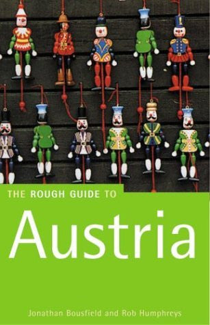 The Rough Guide to Austria 2 (Rough Guide Travel Guides) - Wide World Maps & MORE! - Book - Brand: Rough Guides - Wide World Maps & MORE!