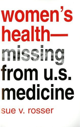 us topo - Women's Health -- Missing from U.S. Medicine (Race, Gender, & Scie) - Wide World Maps & MORE! - Book - Wide World Maps & MORE! - Wide World Maps & MORE!