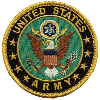 U.S. Army Force Patch - Wide World Maps & MORE! - Art and Craft Supply - Innovative Ideas - Wide World Maps & MORE!