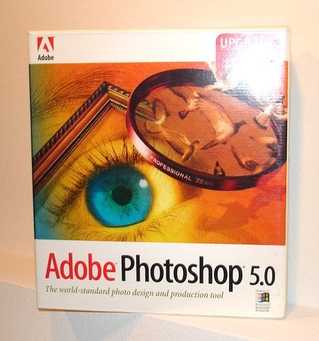 us topo - Adobe Photoshop 5 Upgrade - Wide World Maps & MORE! - Software - Adobe - Wide World Maps & MORE!