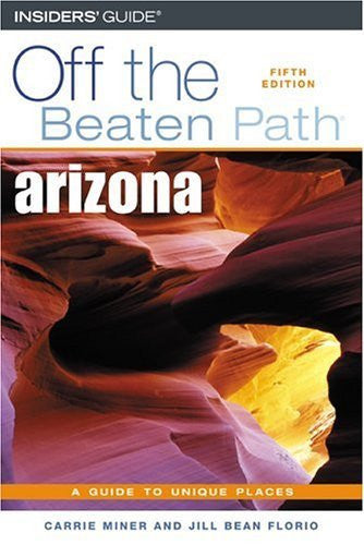 us topo - Arizona Off the Beaten Path, 5th (Off the Beaten Path Series) - Wide World Maps & MORE! - Book - Brand: Globe Pequot - Wide World Maps & MORE!