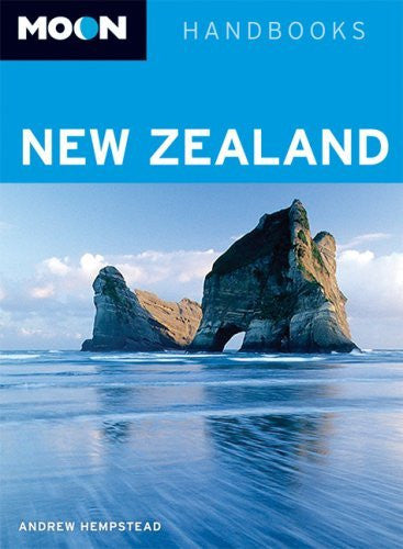 Moon New Zealand (Moon Handbooks)
