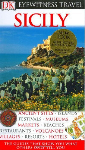 Sicily (Eyewitness Travel Guides)
