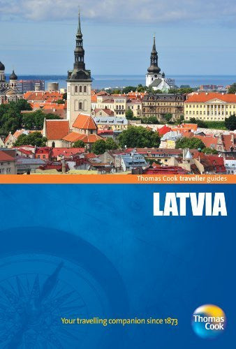 Traveller Guides Latvia, 3rd (Travellers - Thomas Cook)