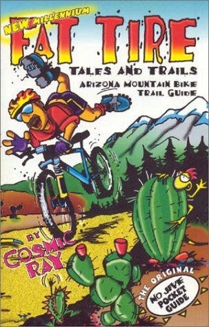 us topo - Mountain Biking Arizona Guide: Fat Tire Tales & Trails - Wide World Maps & MORE! - Book - Brand: Cosmic Ray - Wide World Maps & MORE!