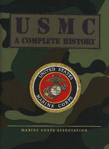 us topo - USMC: United States Marine Corps- A Complete History - Wide World Maps & MORE! - Book - universe - Wide World Maps & MORE!