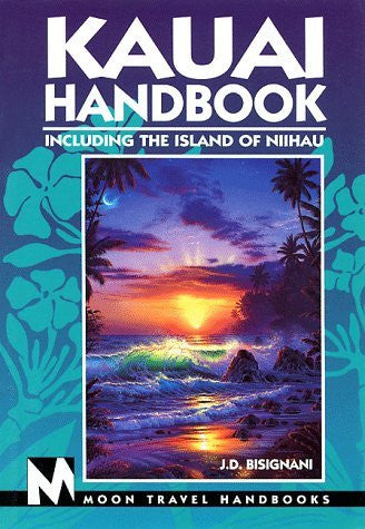 Kauai Handbook: Including the Island of Niihau, 3rd Edition