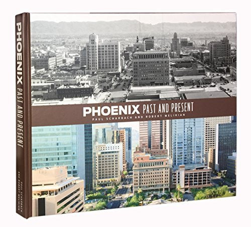 us topo - Phoenix: Past and Present - Wide World Maps & MORE! - Book - Great Western Associates - Wide World Maps & MORE!