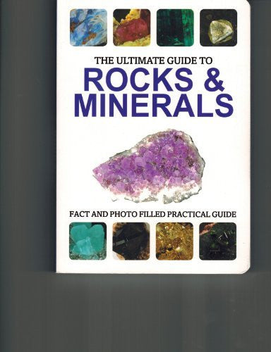 us topo - The Ultimate Guide to Rocks & Minerals - Wide World Maps & MORE! - Book - Wide World Maps & MORE! - Wide World Maps & MORE!