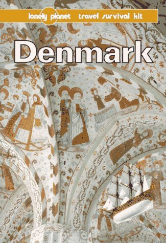 Lonely Planet Denmark (1st ed) - Wide World Maps & MORE! - Book - Brand: Lonely Planet - Wide World Maps & MORE!