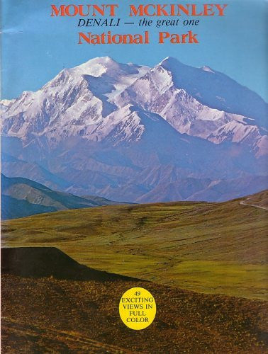us topo - Mount Mckinley National Park: Denali - The Great One - Wide World Maps & MORE! - Book - Wide World Maps & MORE! - Wide World Maps & MORE!