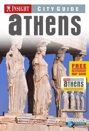 Insight Guides: Athens City Guide (Insight City Guides)