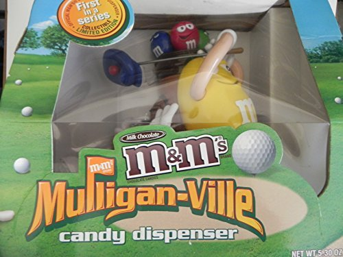 M&M Golf Mulligan-ville Candy Dispenser