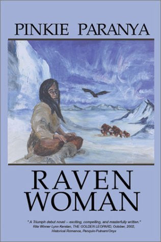 us topo - Raven Woman (Women of the Northland, 1) - Wide World Maps & MORE! - Book - Paranya, Pinkie - Wide World Maps & MORE!