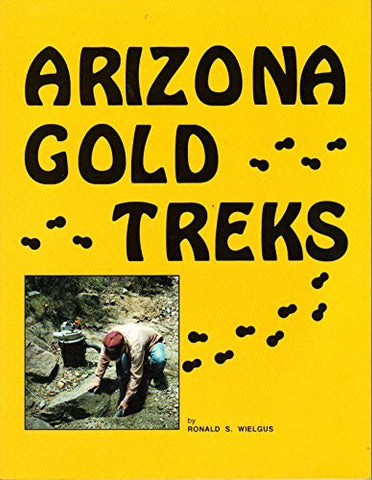 us topo - Arizona Gold Treks - Wide World Maps & MORE! - Book - Brand: Ronald S Wielgus - Wide World Maps & MORE!