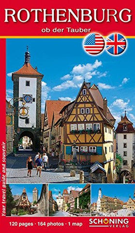 Rothenburg ob der Tauber: City guide Rothenburg ob der Tauber