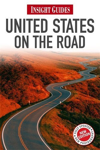 us topo - USA on the Road (Insight Guides) - Wide World Maps & MORE! - Book - Brand: Insight Guides - Wide World Maps & MORE!