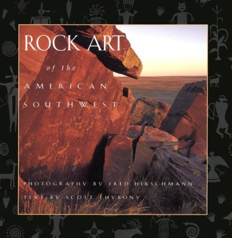 us topo - Rock Art of the American Southwest - Wide World Maps & MORE! - Book - Brand: Graphic Arts Books - Wide World Maps & MORE!