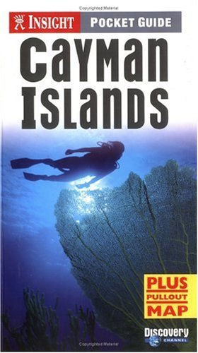 Insight Pckt GD Cayman Islands (Insight Pocket Guide Cayman Islands) - Wide World Maps & MORE! - Book - Brand: Insight Guides - Wide World Maps & MORE!
