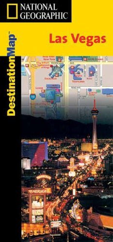 Las Vegas Destination Map (Destination City)