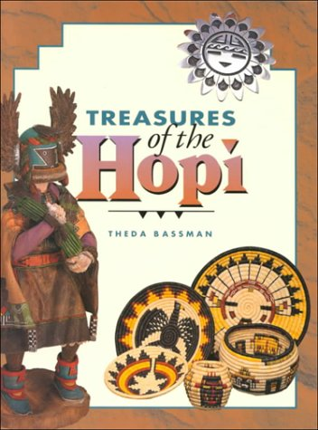Treasures of the Hopi - Wide World Maps & MORE! - Book - Brand: Cooper Square Publishing Llc - Wide World Maps & MORE!