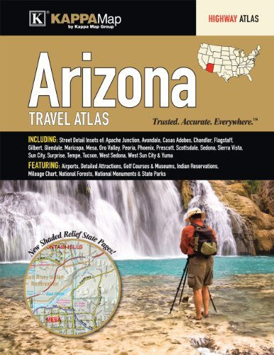 Arizona State Travel Atlas