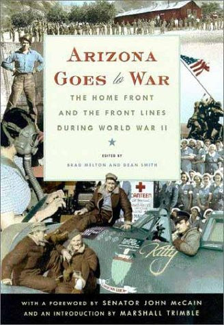 us topo - Arizona Goes to War: The Home Front and the Front Lines during World War II - Wide World Maps & MORE! - Book - Brand: University of Arizona Press - Wide World Maps & MORE!