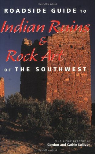 us topo - Roadside Guide To Indian Ruins & Rock Art Of The Southwest - Wide World Maps & MORE! - Book - Brand: Westcliffe Pub - Wide World Maps & MORE!