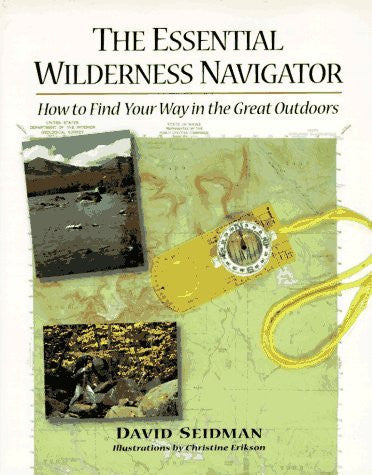 us topo - The Essential Wilderness Navigator - Wide World Maps & MORE! - Book - Wide World Maps & MORE! - Wide World Maps & MORE!