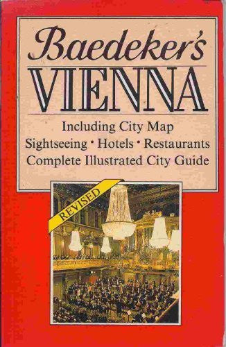 us topo - Baedeker's Vienna - Wide World Maps & MORE! - Book - Wide World Maps & MORE! - Wide World Maps & MORE!