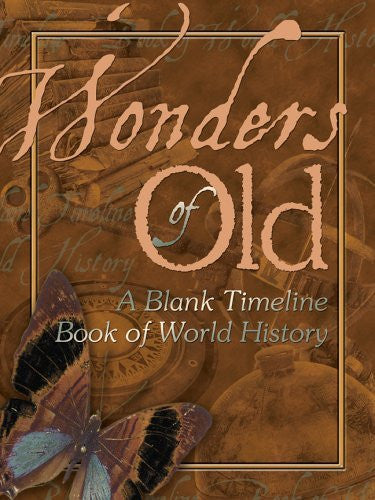 Wonders Of Old - Wide World Maps & MORE! - Book - Brand: Knowledge Quest - Wide World Maps & MORE!