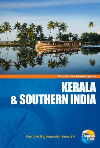 us topo - Traveller Guides Kerala & Southern India, 3rd (Travellers - Thomas Cook) - Wide World Maps & MORE! - Book - Wide World Maps & MORE! - Wide World Maps & MORE!