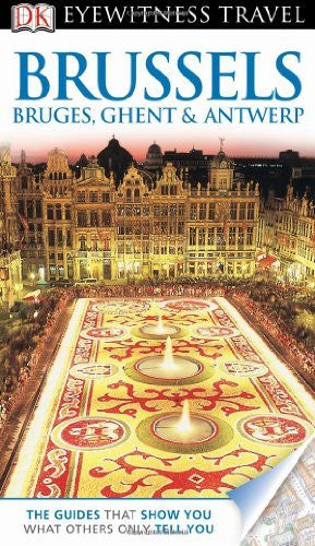 us topo - DK Eyewitness Travel Guide: Brussels, Bruges, Ghent & Antwerp - Wide World Maps & MORE! - Book - Wide World Maps & MORE! - Wide World Maps & MORE!