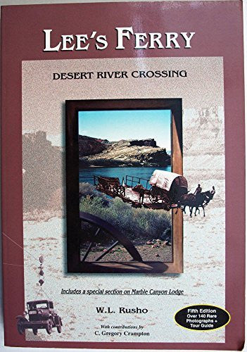 us topo - Lee's Ferry: Desert River Crossing - Wide World Maps & MORE! - Book - Wide World Maps & MORE! - Wide World Maps & MORE!