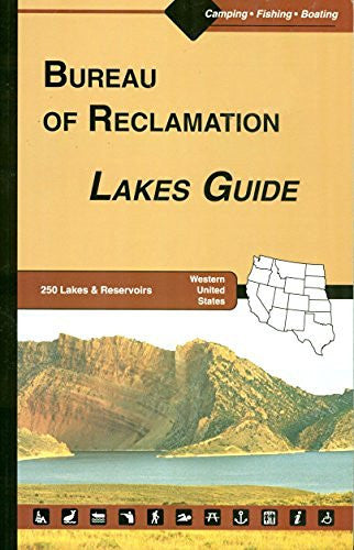 us topo - Bureau of Reclamation Lakes Guide: Western United States - Wide World Maps & MORE! - Book - Wide World Maps & MORE! - Wide World Maps & MORE!